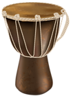 Djembe_PNG_Clipart_Picture