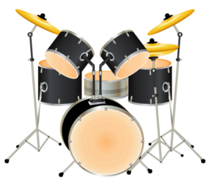 Drum_Kit_PNG_Clipart_Picture