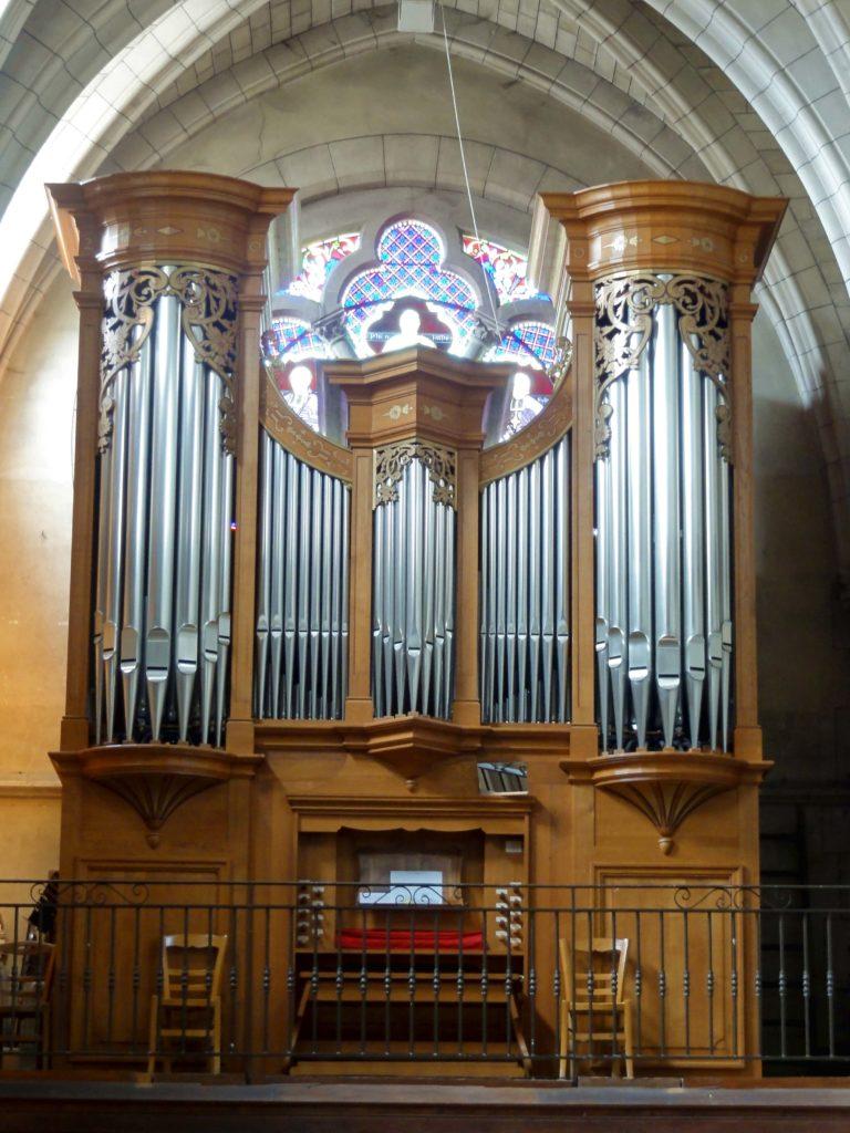 Coye-la-Forêt_(60),_église_Notre-Dame_de_la_Jeunesse,_orgue